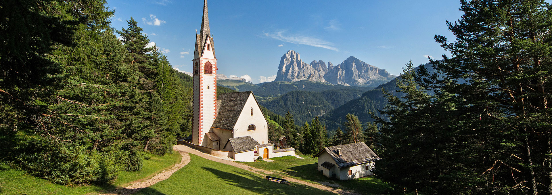 Vacanze d'estate in Val Gardena
